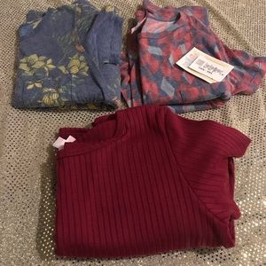 Lularoe Carly bundle xxs